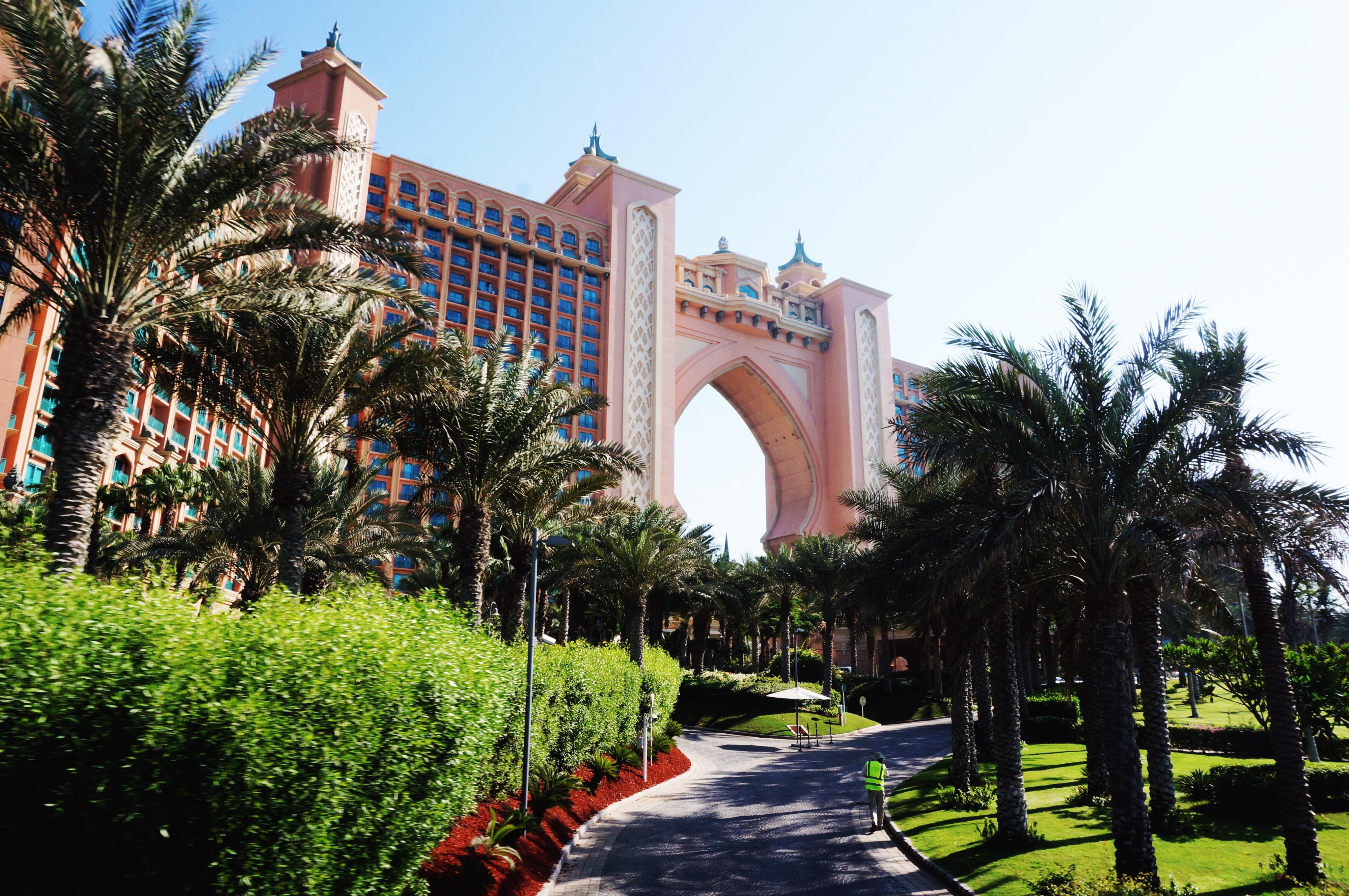 Atlantis Hotel Dubai Palm