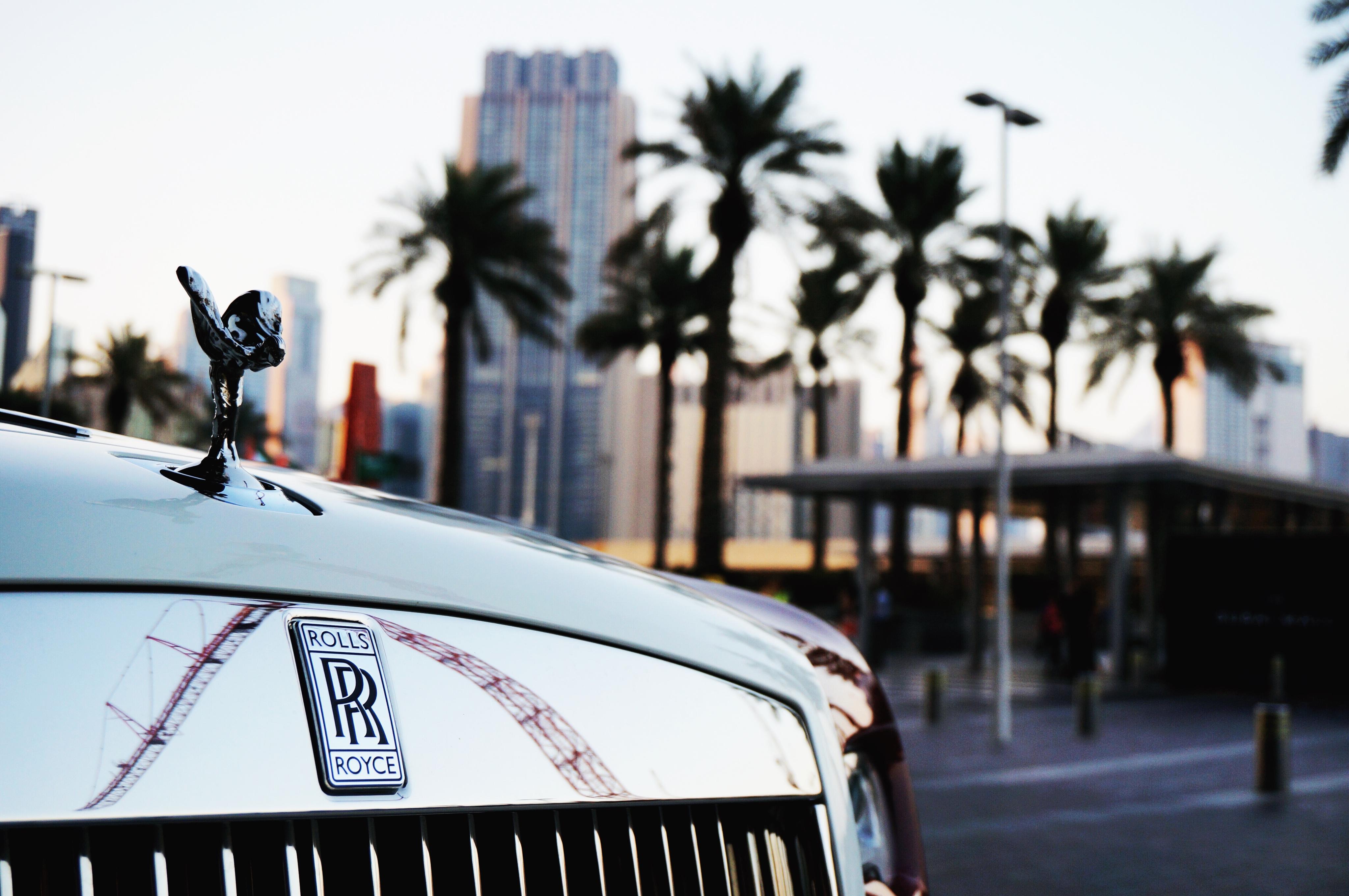 Rolls Royce - was für ein Auto