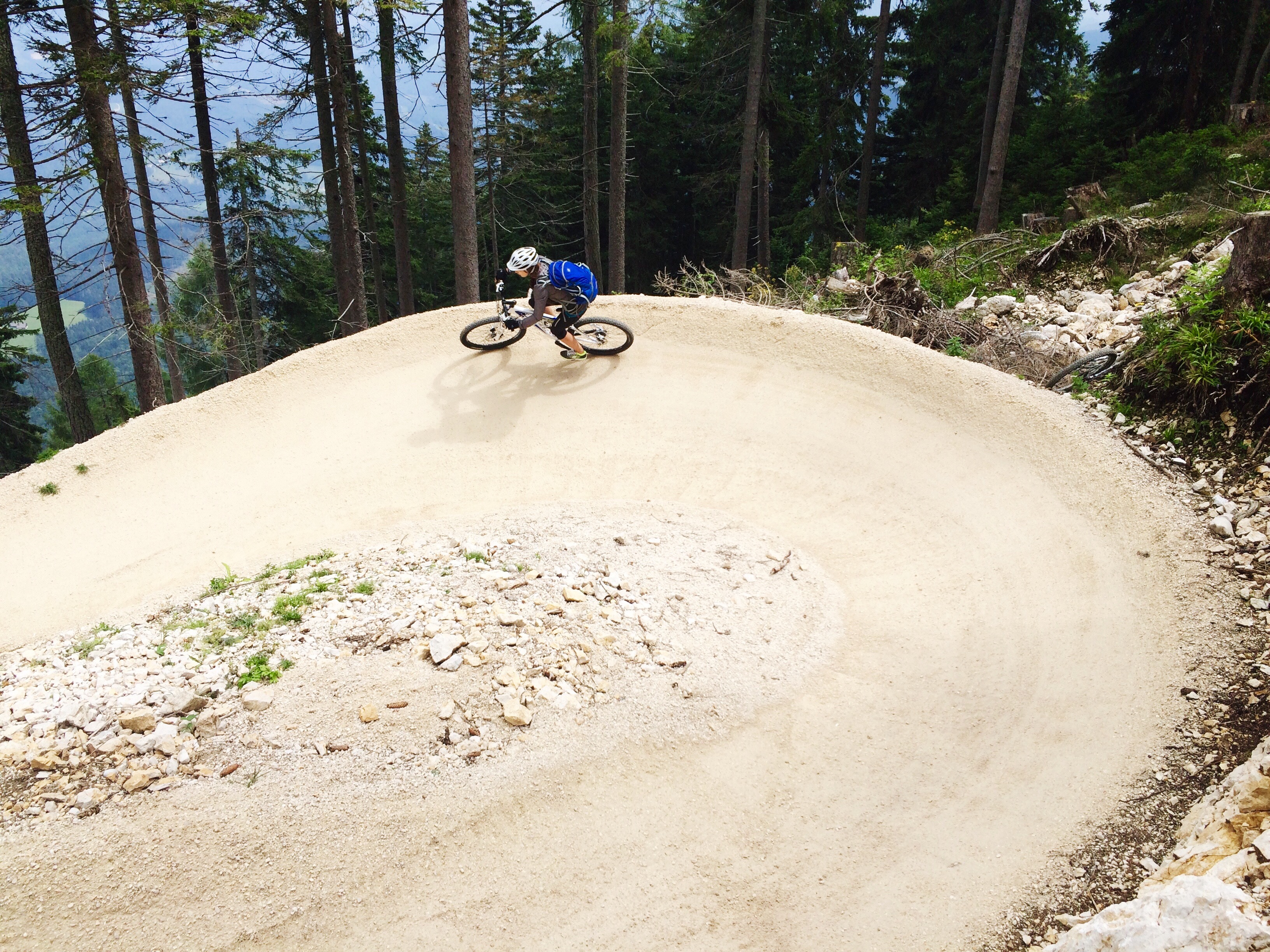 mountainbike petzen