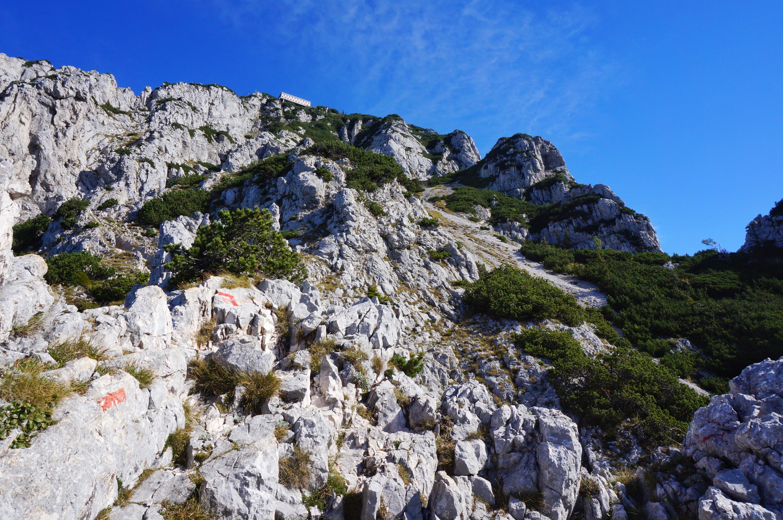 Wanderung auf den Traunstein