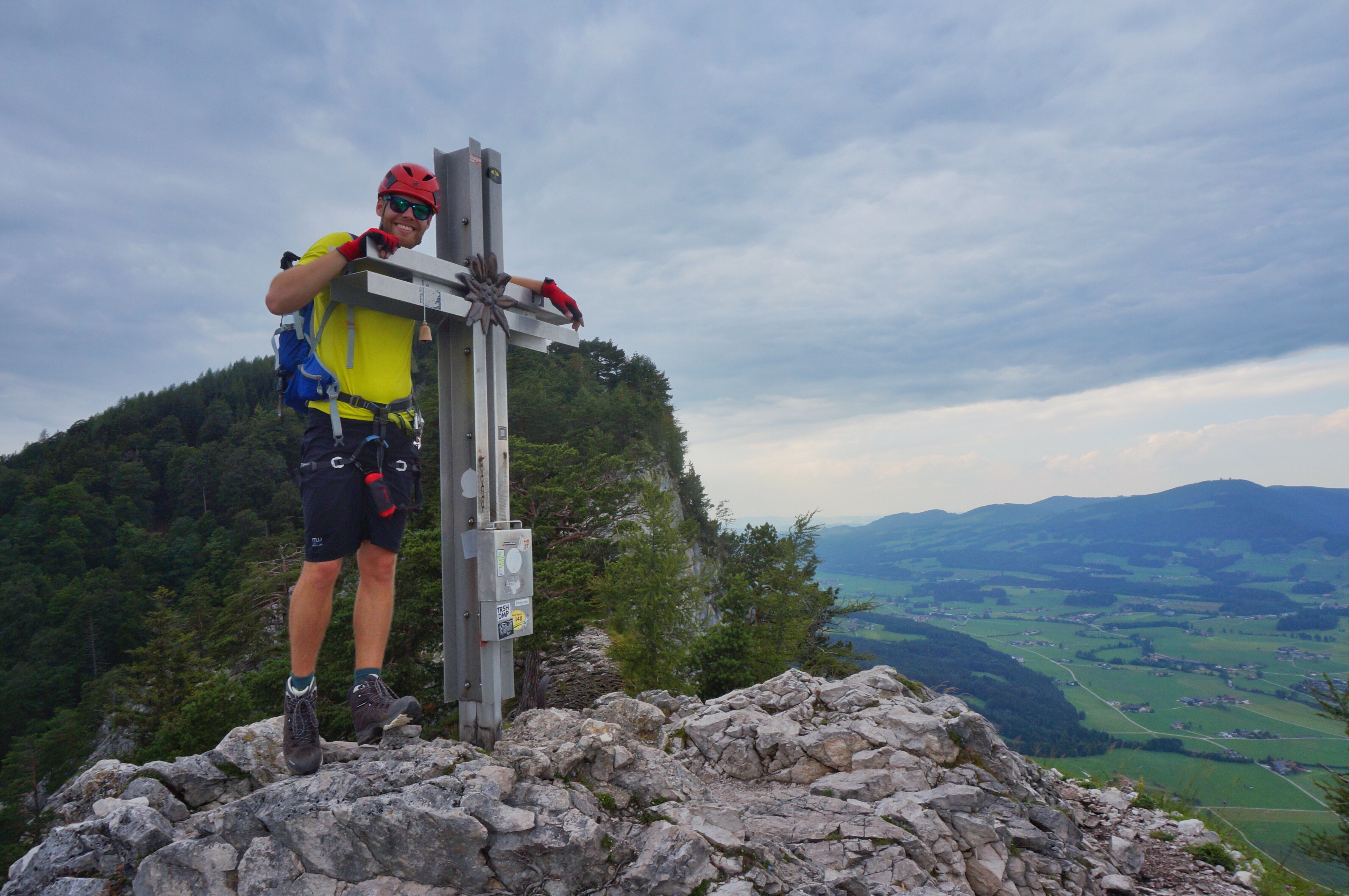 summit Drachenwand