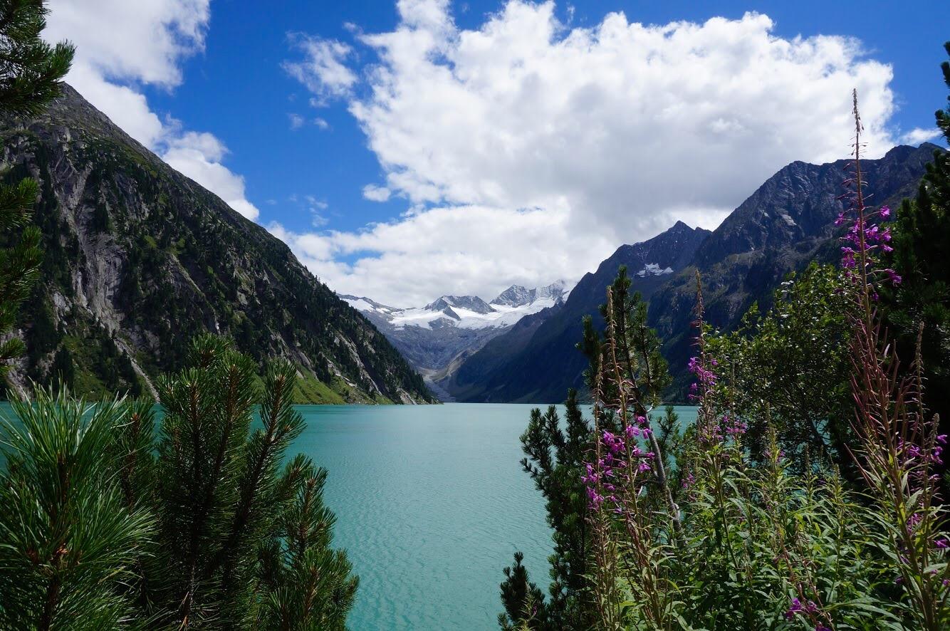Reservoir Schlegeis