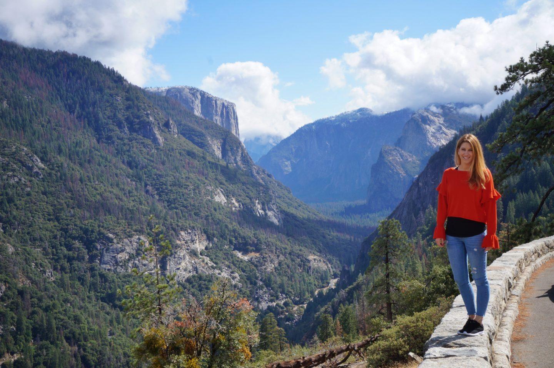 Klettersteig Yosemite : Yosemite national park mit der natur im einklang
