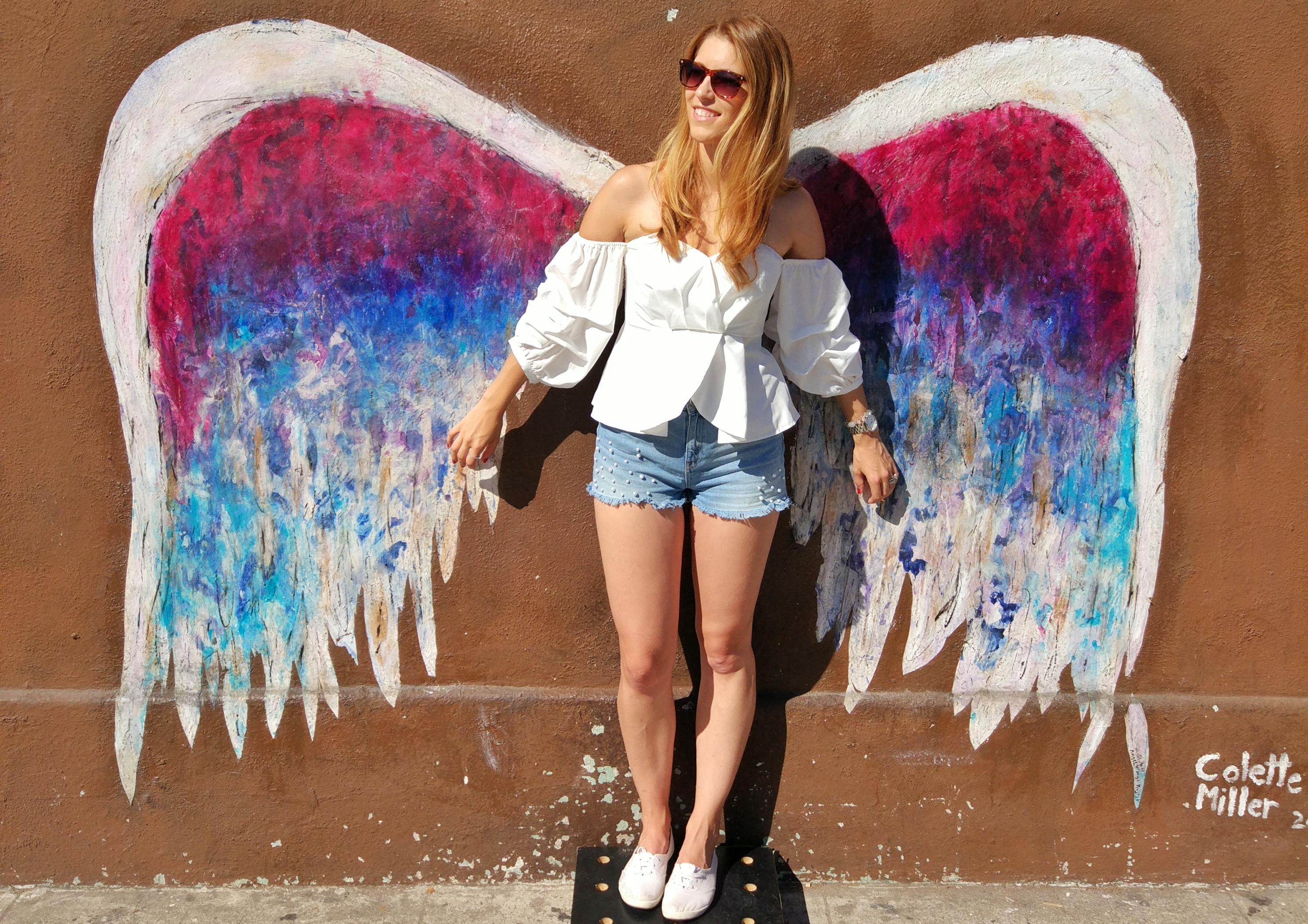 Colette Miller - Pink Wings