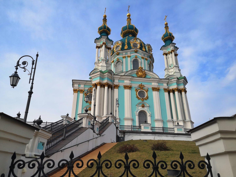 St. Andreas Kirche Kiew